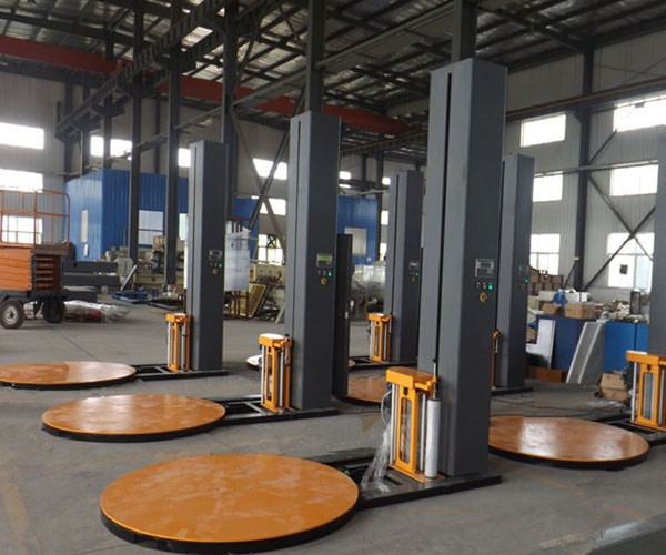 Stretch Wrapper machine Price