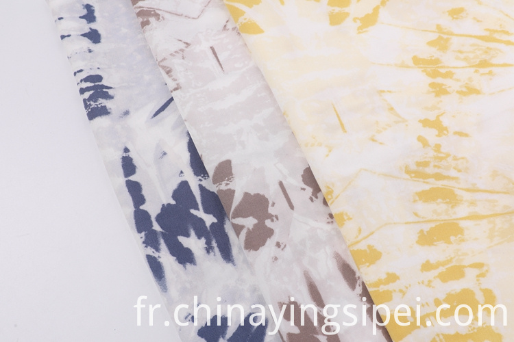 Poplin Printed Dyed Floral 100% Vscose Rayon Fabric