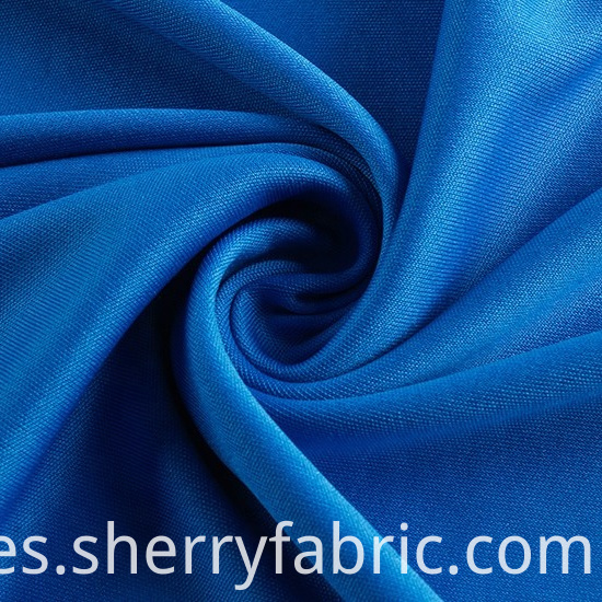 pique fabric for moisture wicking dyed