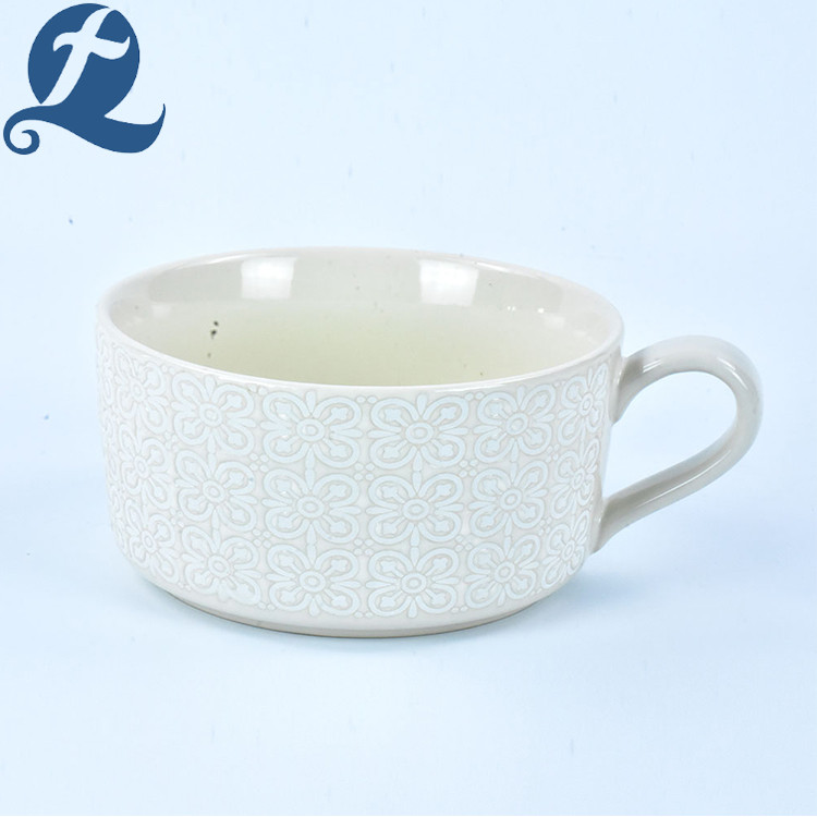 Soup Bowl Set with Handle