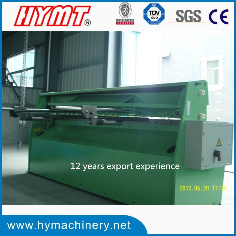 QH11D-3.5x1250 High Precision Alloy Aluminum Plate Guillotine Shearing Machine