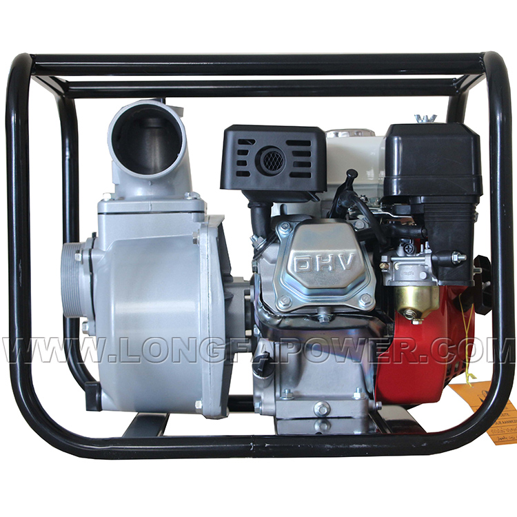 2inch Water Pumping Machine Gx160 Honda Water Pump Gasoline Water Pump for Irrigation