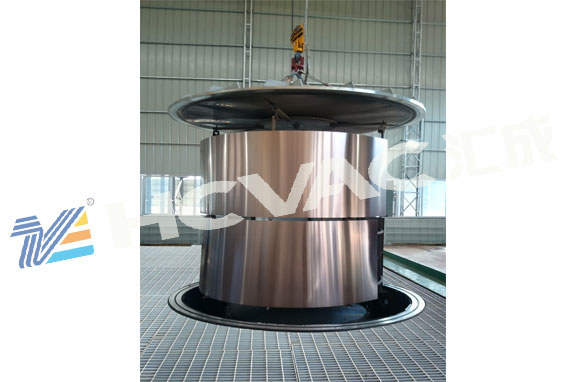 PVD Stainless Steel Vacuum Color Coating Machine, PVD Plating