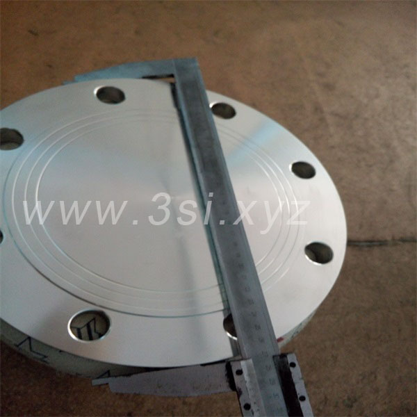 High Quality Stainless Steel Standard Slip on Flange (YZF-M128)