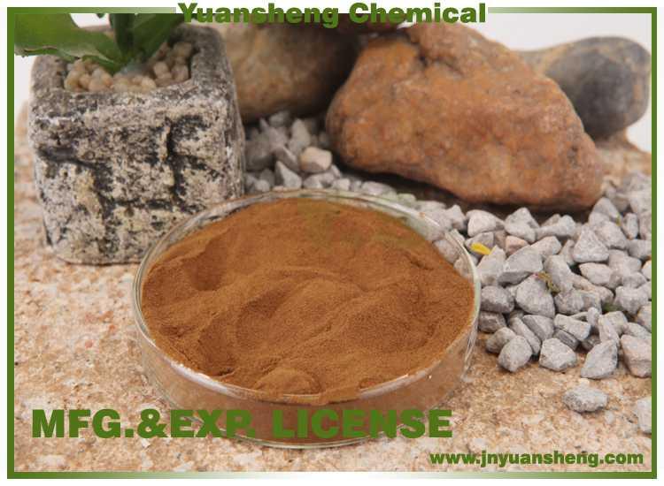 Sodium Lignin Sulfonate as Charcoal Briquette Binder