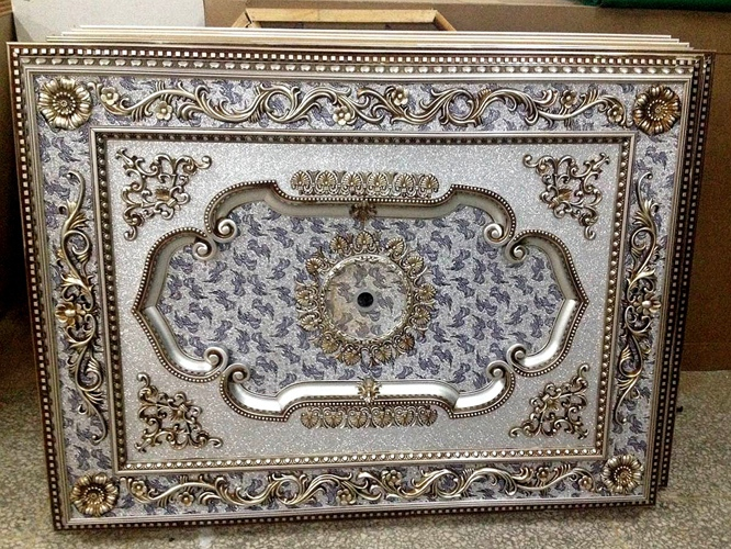 The Middle East Style Artistic Ceilings Medallions