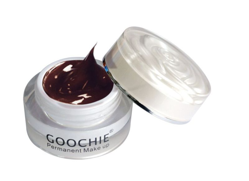 Goochie Microblading Paste Pigments Eyebrows Permanent Makeup Inks
