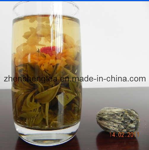 Blooming Flower Tea (Qi Xing Ban Yue)