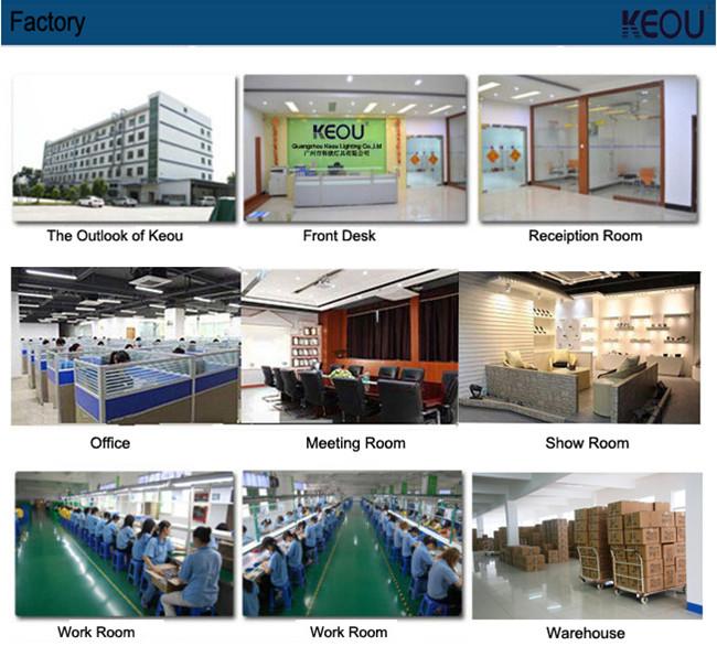 China Supplier LED Lighting Panel 40W 48W 60W 72W