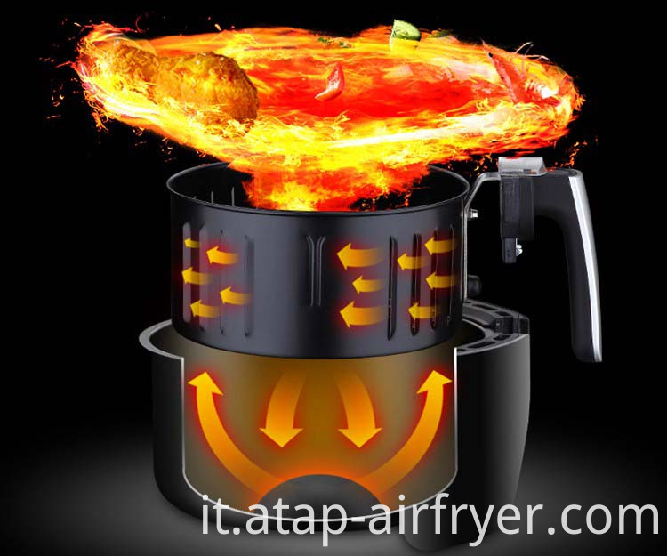 Digital Hot Air Fryers