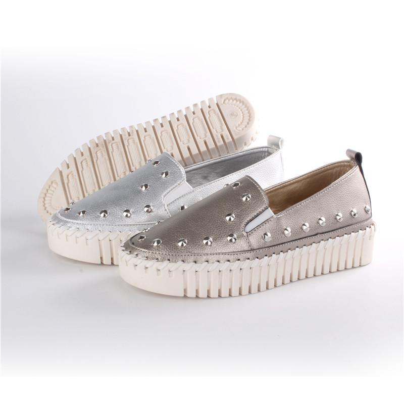 Women Shoes New Fashion Sneakers Comfort Skateboard Shoes Snc-71004