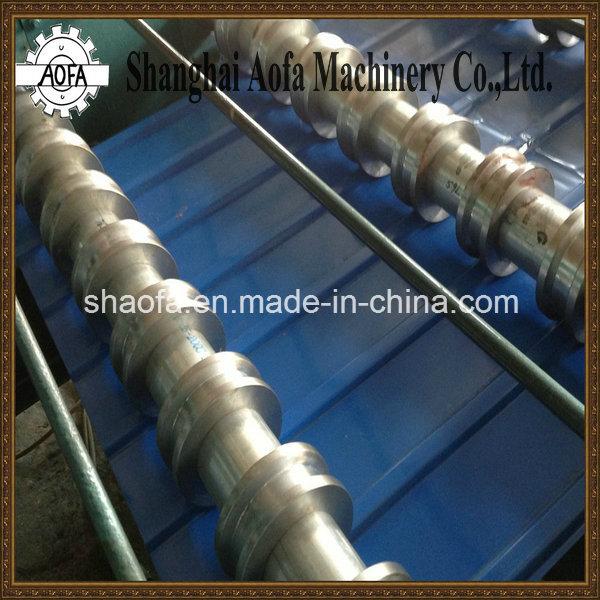 Corrugated Roofing Sheet Forming Machine (AF-R886)