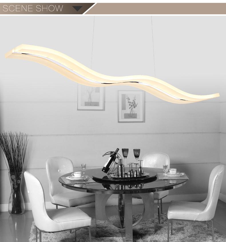 Modern Decorative LED Hanging Lamp Pendant Chandelier Light