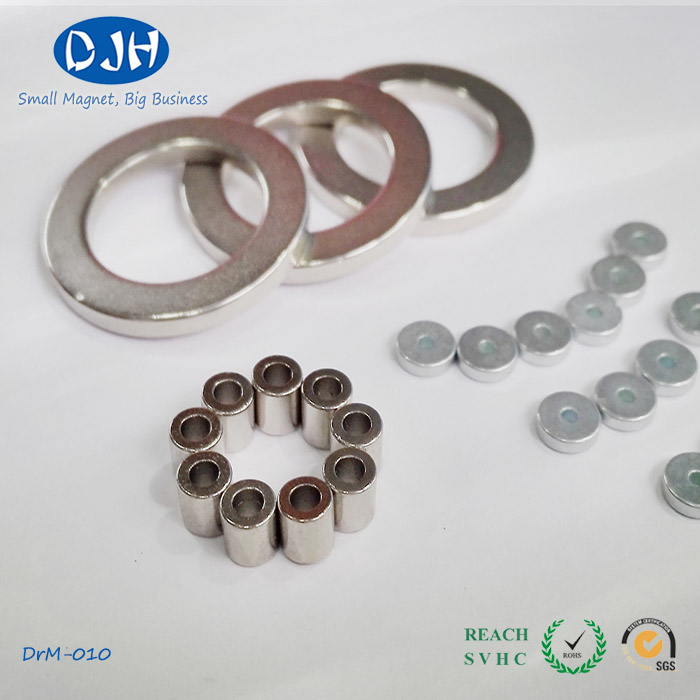 Magnetic Ring Shaped Accessories Used in Speaker