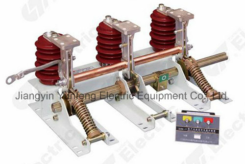 Jn15-12 Indoor High-Voltage AC Earthing Switch