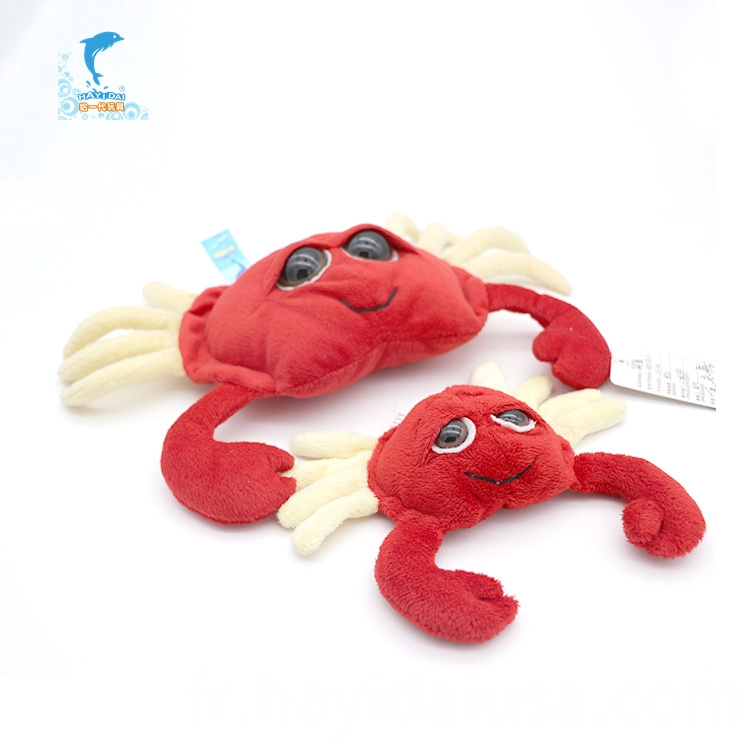Crab Stuffed Animal Gifts for Kids