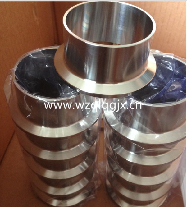 Sanitary Stainless Steel 304 316L Tri Clamp Pipe Clamp for Dairy Processing Equipments