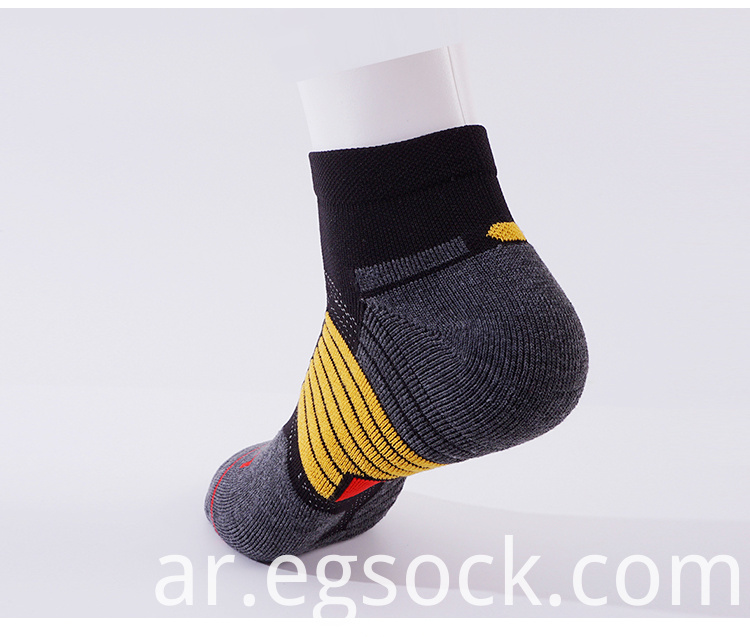 Ankle Anti Slip Sport Terry Socks