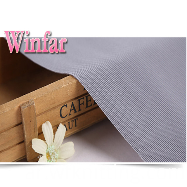 Durable Polyester Knit Fabric