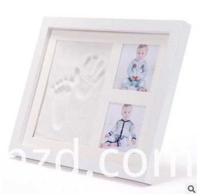 Colorful Wooden Photo Frame