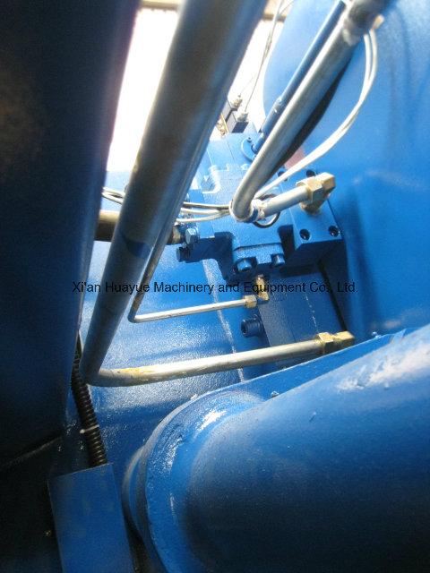 WC67Y-160X3200 Hydraulic press brake with E21