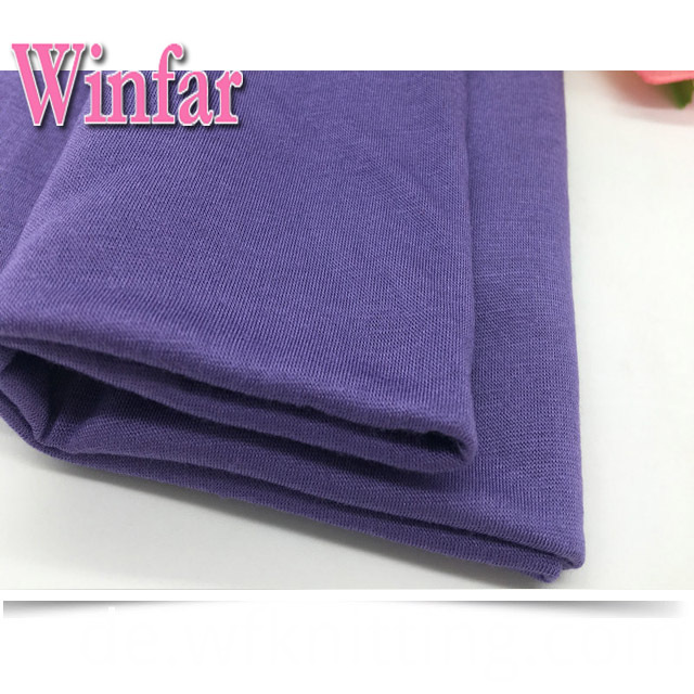 Viscose Jersey Stretch Fabric