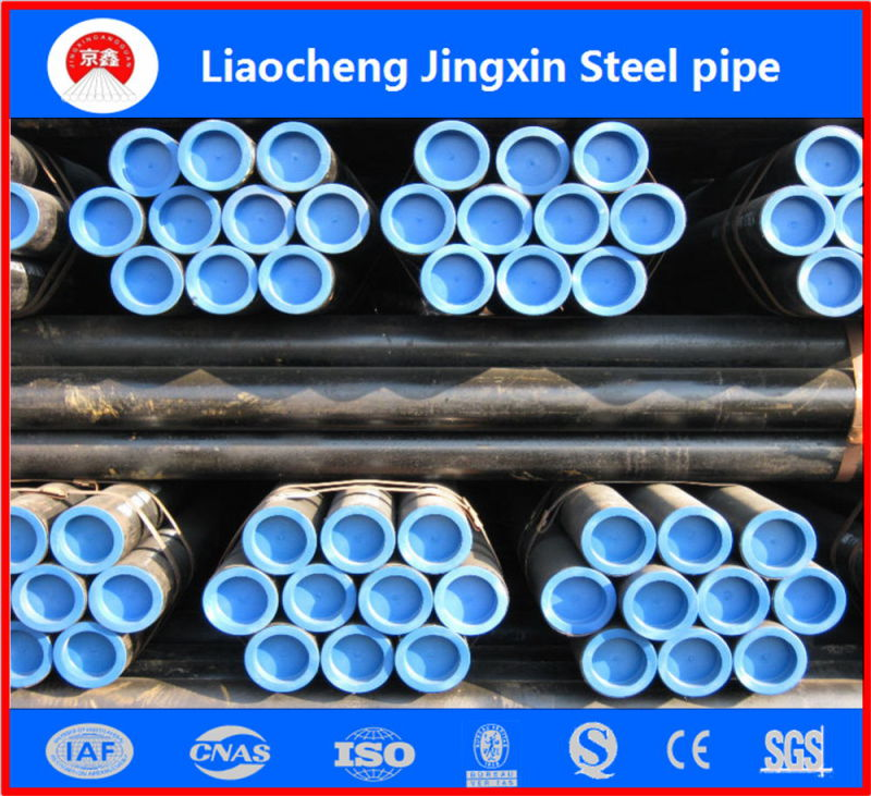 St52 Welded Hot Rolled Steel Pipe