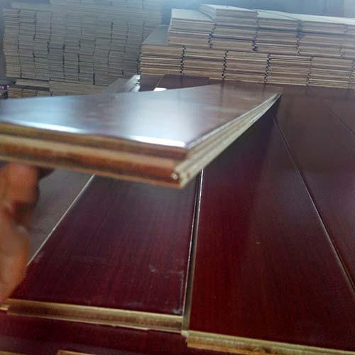 15mm Multi-Ply Teak Engineered Wooden Flooring Manufacture