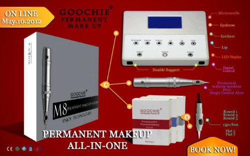 Goochie M8III Rotary Digital Permanent Makeup Machine