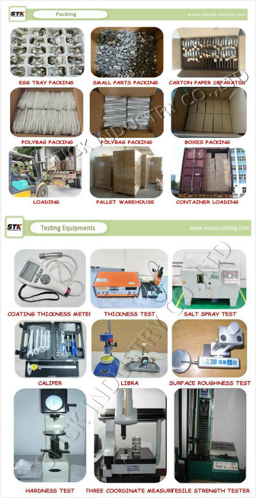Precision Zinc Zamak Die Casting Products for Industrial Hardware