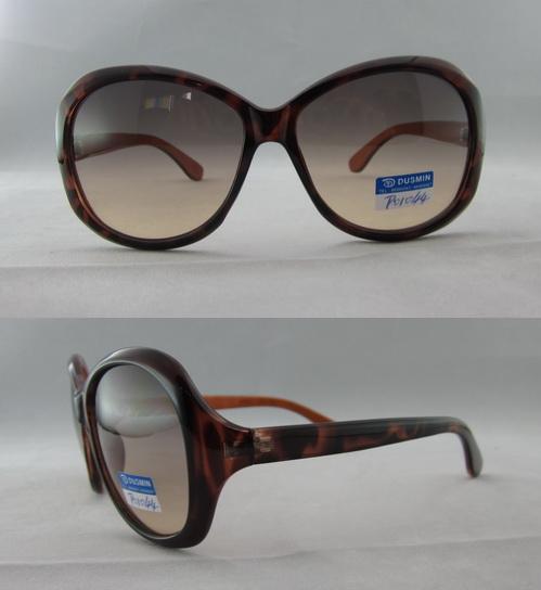 2016 Best Design Plastic Woman Sunglasses P01044