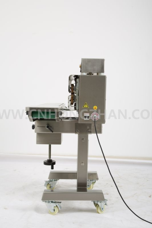 CBS1100V Automatic Sealing Machine for Big Pouch Horizontal Sealing
