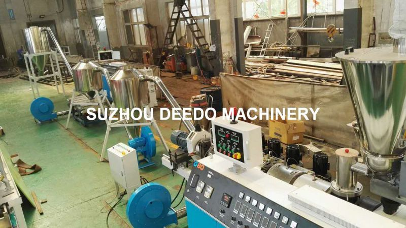 PVC Granules PVC Granlating Machine
