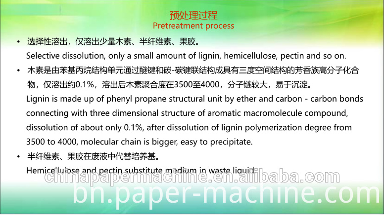 Cotton Straw Pulp Rice Straw Pulp