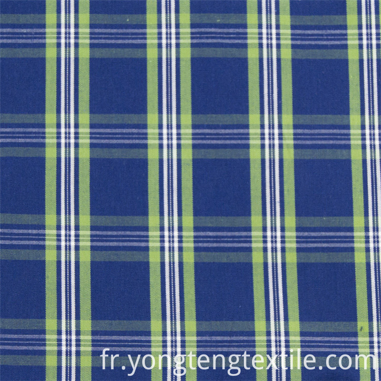 Fabric for Plaid Dress