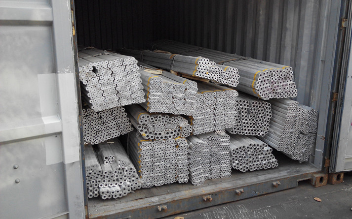 Aluminum Seamless Pipe for Tent