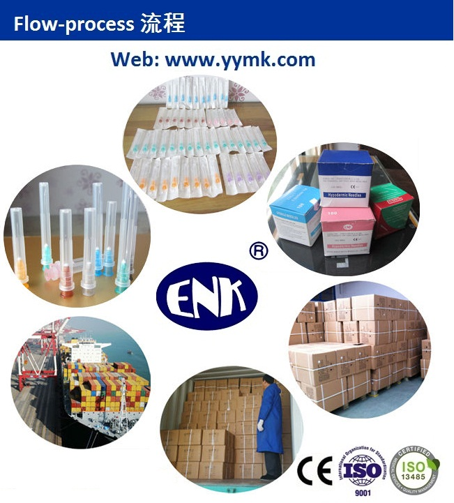 Medical Disposable Injection Needle (22G) , with Ce&ISO Approved