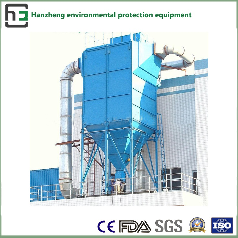 Cleaning System-Plenum Pulse De-Dust Collector
