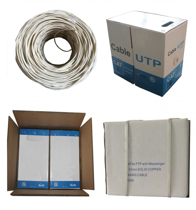 High Performance UTP CAT6 Cable LAN Cable/ Ethernet Cable/ Network Cable