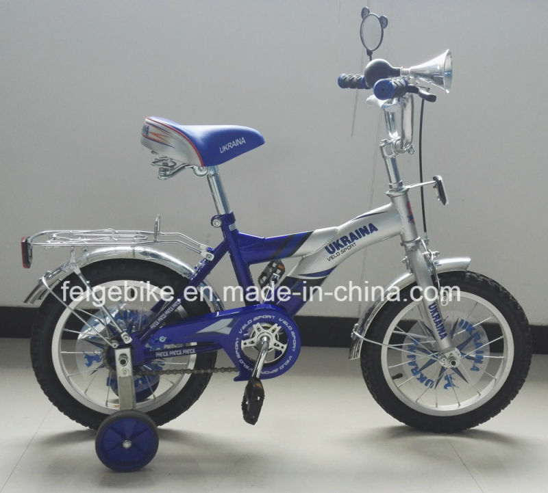 Manufacture Africa and MID East Style Children Bicycle Kids Bikes (FP-KDB-17089)