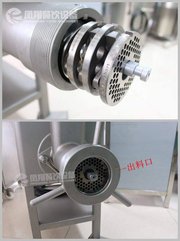 Stainless Steel Meat Mincer Machine Fk-632