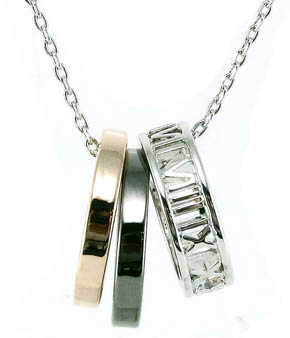 New Design for Woman's Necklace 925 Silver Jewelry (N6661)