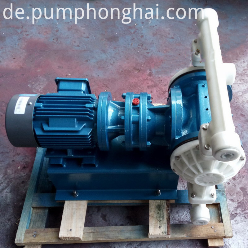 DBY series PP material diaphragm pump