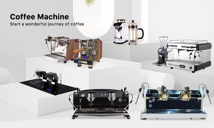 Support Customization Commercial Espresso Coffee Machine