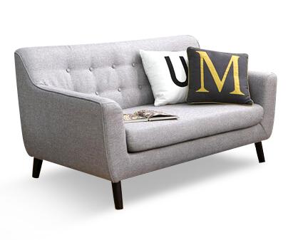 Living Room Furniture Fabric Sofa Set