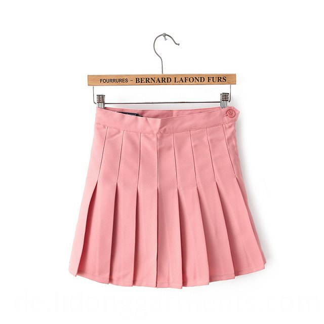 Comfortable Soft Pleated Skirts