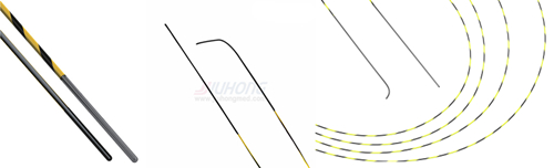 Jiuhong Ercp Accessories! ! Hydrophilic Guide Wire for Estania Hospital