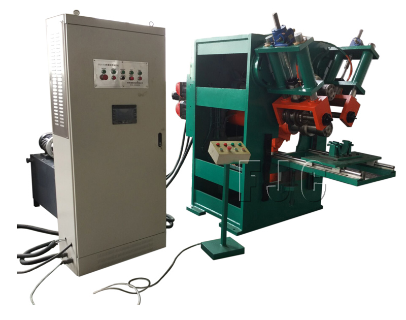 Wheels Manufacturing Machinery Equipment for Rim Industry
