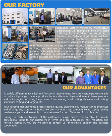 China Manufacaturer Custom Stainless Steel Precision Investment Casting Part