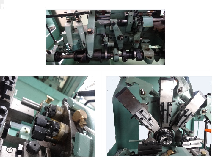 China Supplier Customized Taiwan High Percision Auto CNC Lathe Machining for Turning Parts